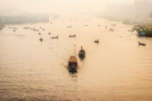 Sadar Ghat - Buriganga River - Dhaka, Bangladesh