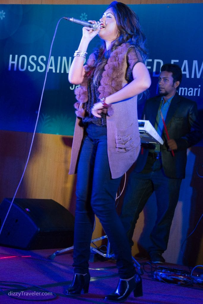 Live concert in Dhaka