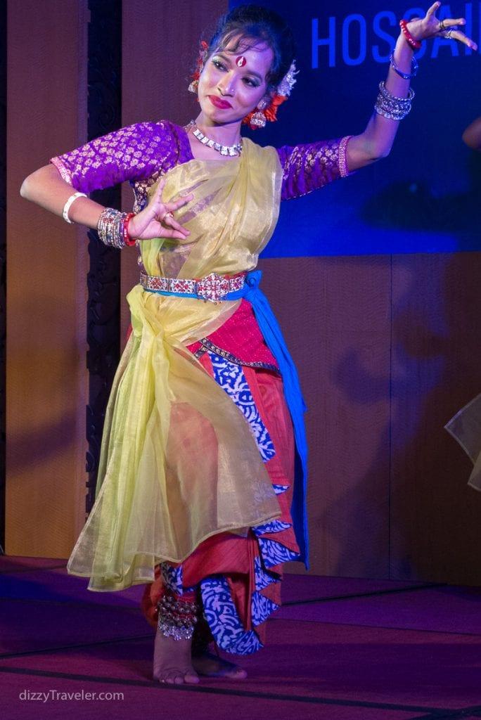 Traditional Bangladeshi Dance in Dhaka