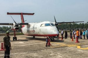 Regent Airways, Bangladesh