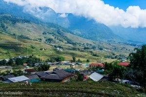 Trekking, Y Linh Ho – Lao Chai – Ta Van village – Sapa