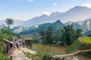 Trekking in Sapa, Y Linh Ho – Lao Chai & Ta Van village