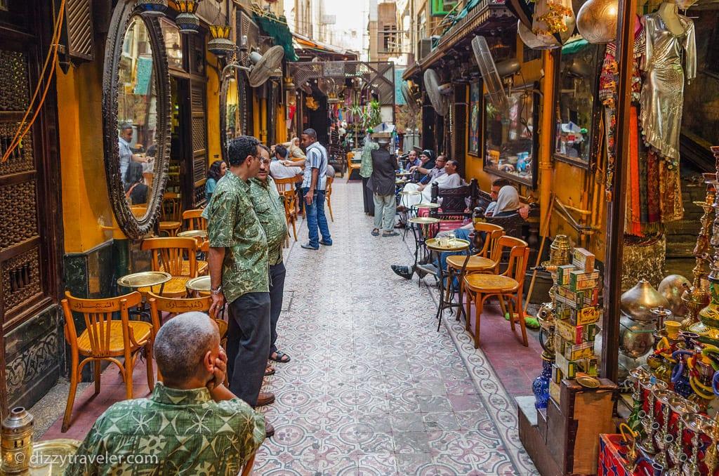 souk market