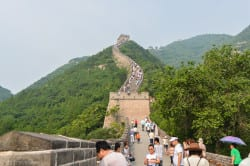 Great wall at Badaling, Beijing