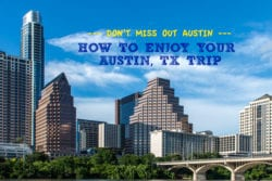 Top Things to do in Austin, TX