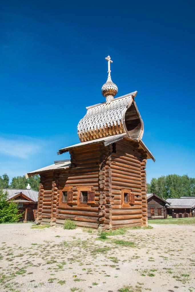 The Taltsy Museum, Listvyanka