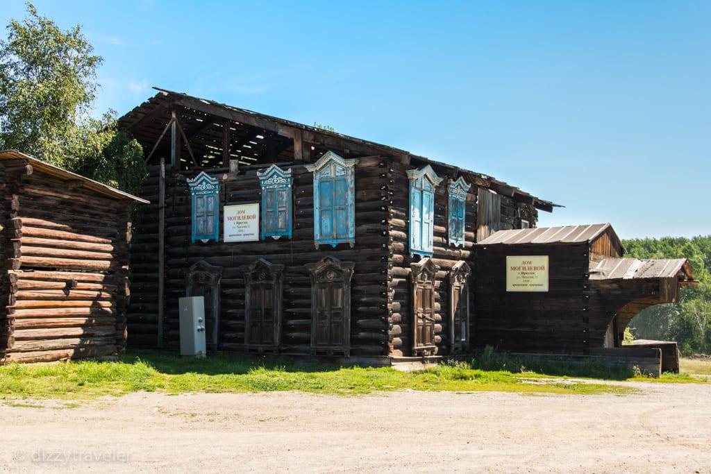 The Taltsy Museum, Listvyanka, Irkutsk