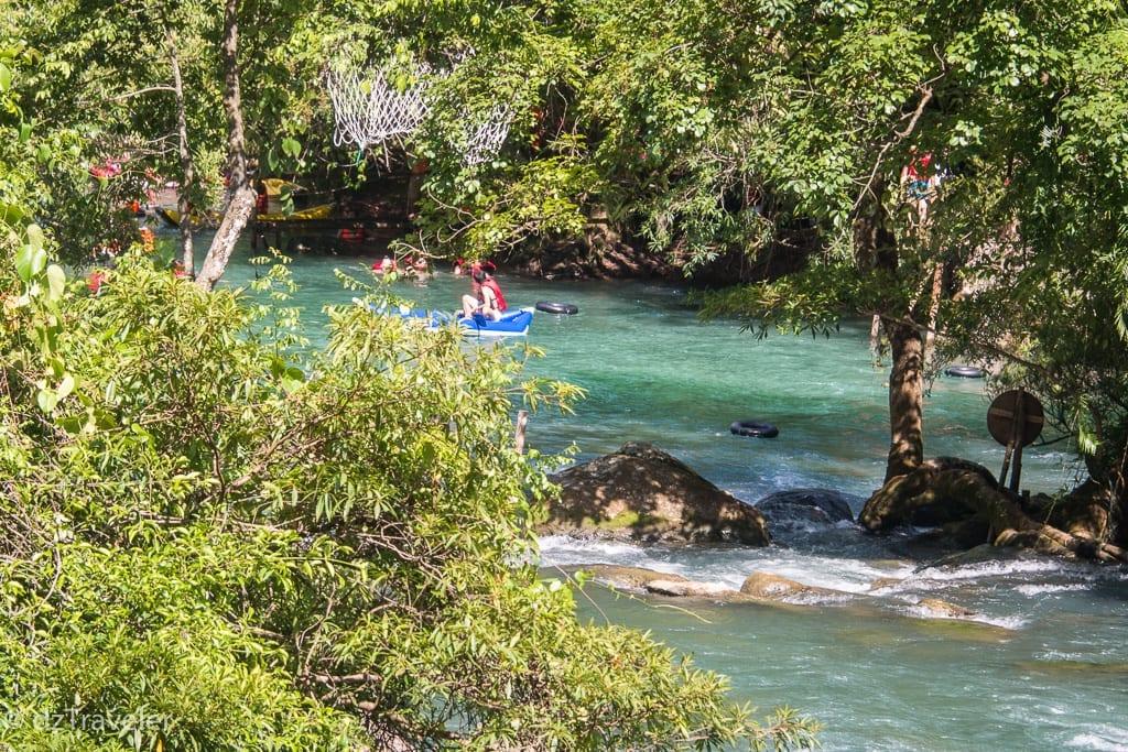 Nuoc Mooc Spring Eco Trail, Prong Nha