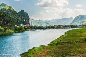 Paradise Cave in Phong Nha, Vietnam