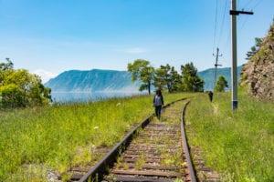 Circum Baikal Train, Lake Baikal