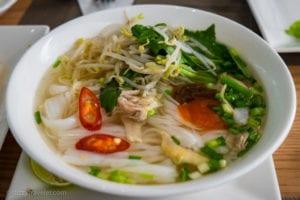 Pho Ga - Vietnamese Style