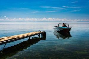 Day Trip to Lake Baikal and Listvyanka, Russia