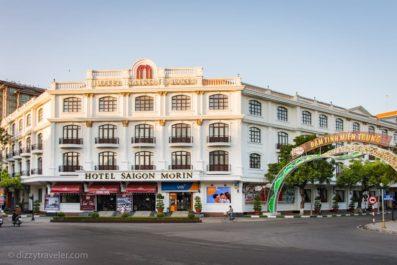 Saigon Morin Hotel, Hue