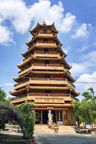Giac Lam Pagoda, Ho Chi Ming City