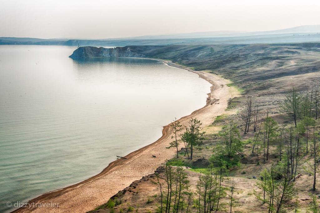 Kharantsy Cape, Olkhon Island, Lake baikal
