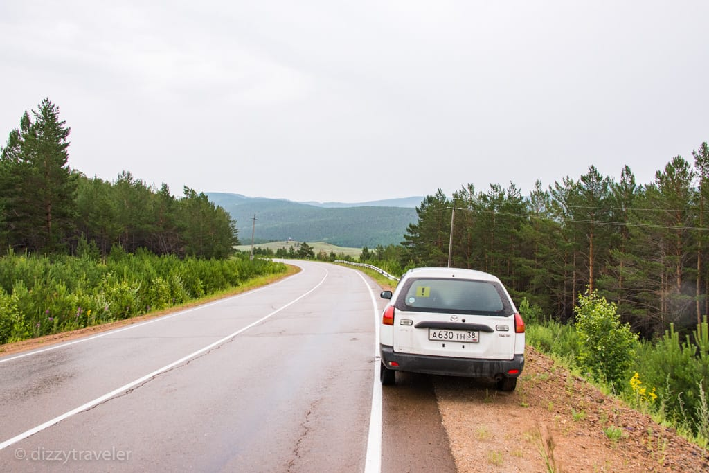 Road Trip to Olkhon Island