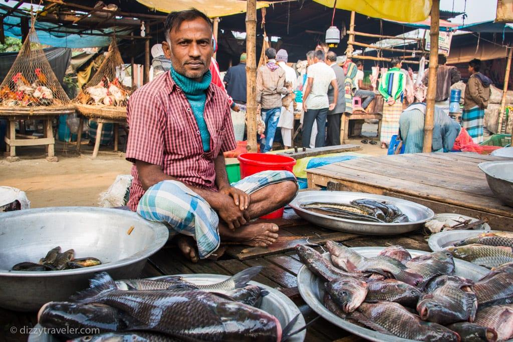 wet market in dhaka