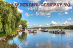 Weekend Getaway To Catskills, NY