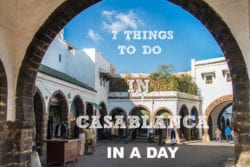 7 Things to Do in Casablanca in a day
