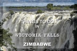 Things to Do in Victoria Falls,  Zimbabwe