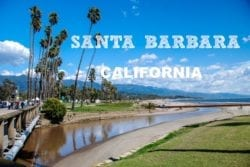 A Weekend in Santa Barbara, California