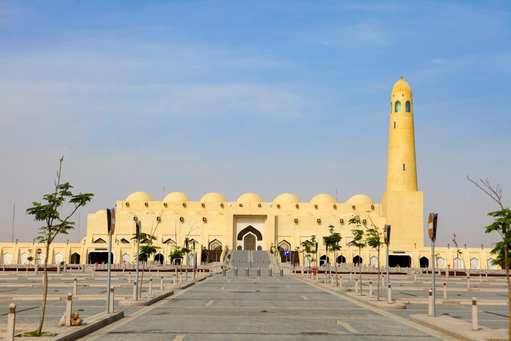 Qatar's State Mosque