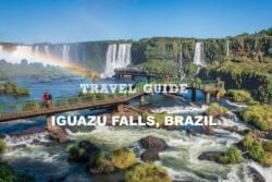 Travel Guide Iguazu Falls, Brazil