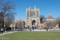 Day Trip to Yale University, New Haven
