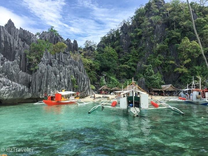 Three Enchanting Islands In Coron Palawan Philippines