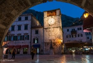 Old Town of Kotor, Montenegro