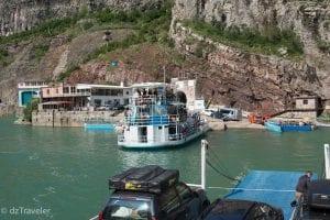 Lake Koman Ferry, Albania