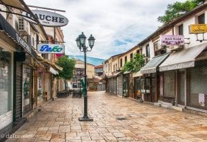 Old Bazaar of Skopje