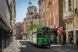 Streets of Sofia, Bulgaria