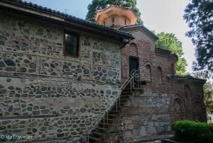 The Boyana Church, Sofia
