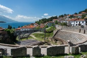 Theatre of Ohrid (Amphitheater)