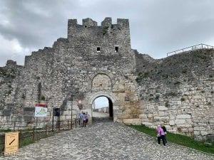 Barat Castle, Albania