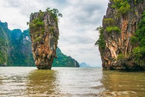 Day Trip to James Bond Island from Phuket