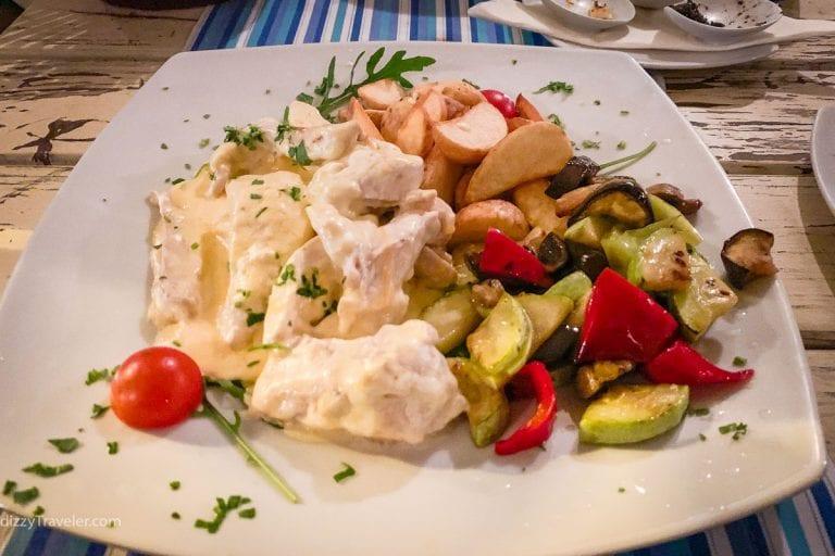Portun konoba restaurant