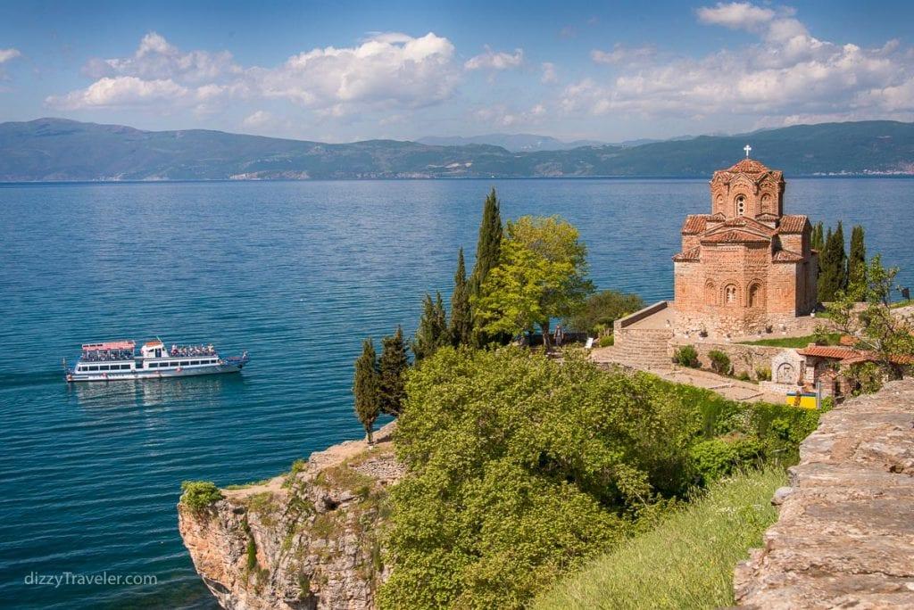Святого Иоанна в Канео (Святой Йован в Кенео) Охрид