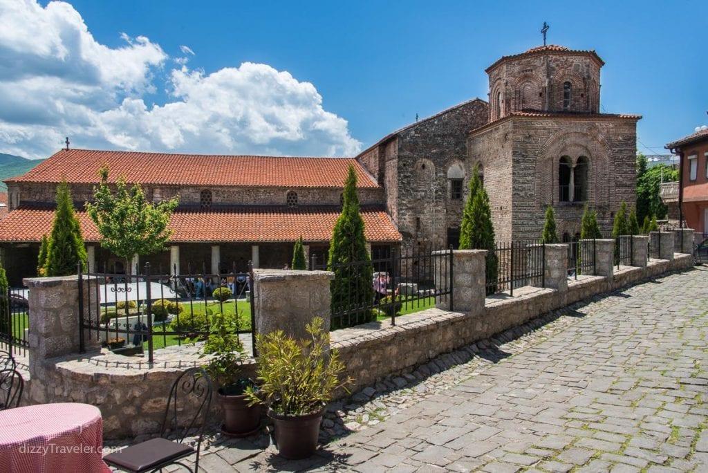 Церковь Святой Софии Охрид