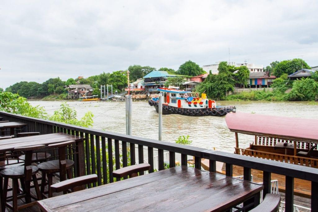 Pa Sak River, Ayutthaya