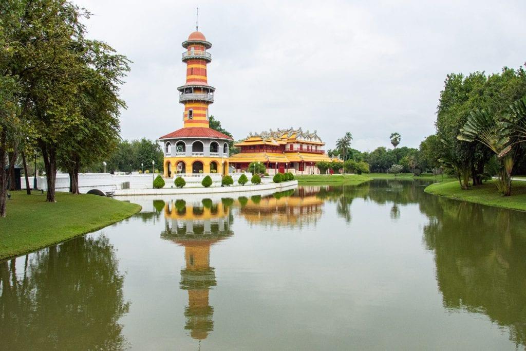 The Royal Summer Palace