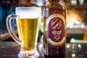 Gurkha-beer