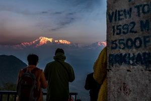 Sarangkot, Pokhara – Trip Story to Watch Sunrise