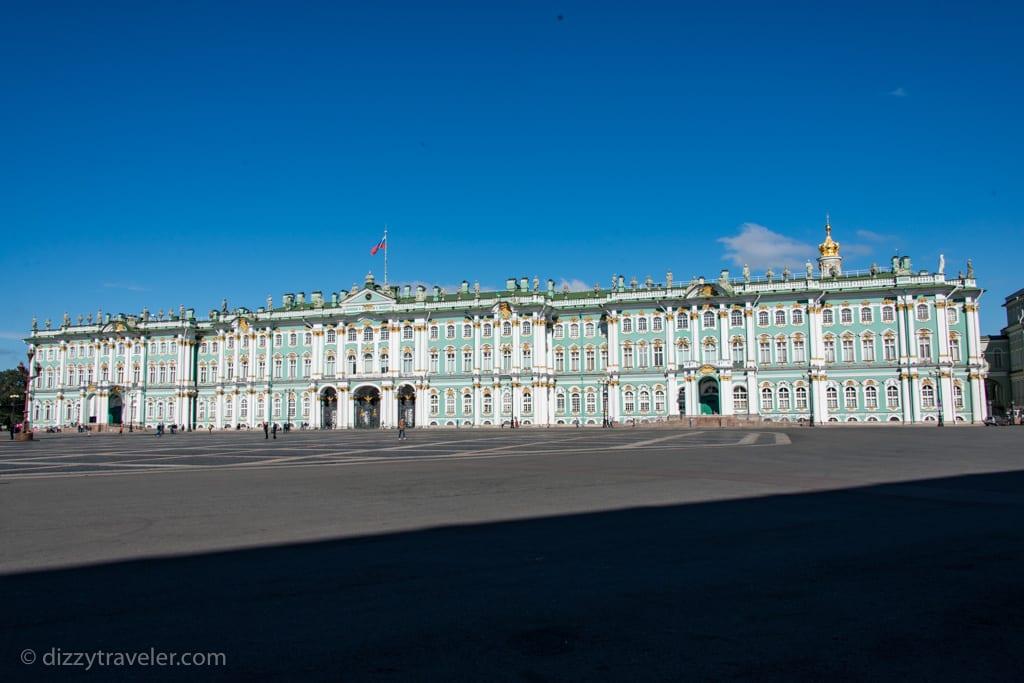 Hermitage Museum (Winter Palace), St Petersburg