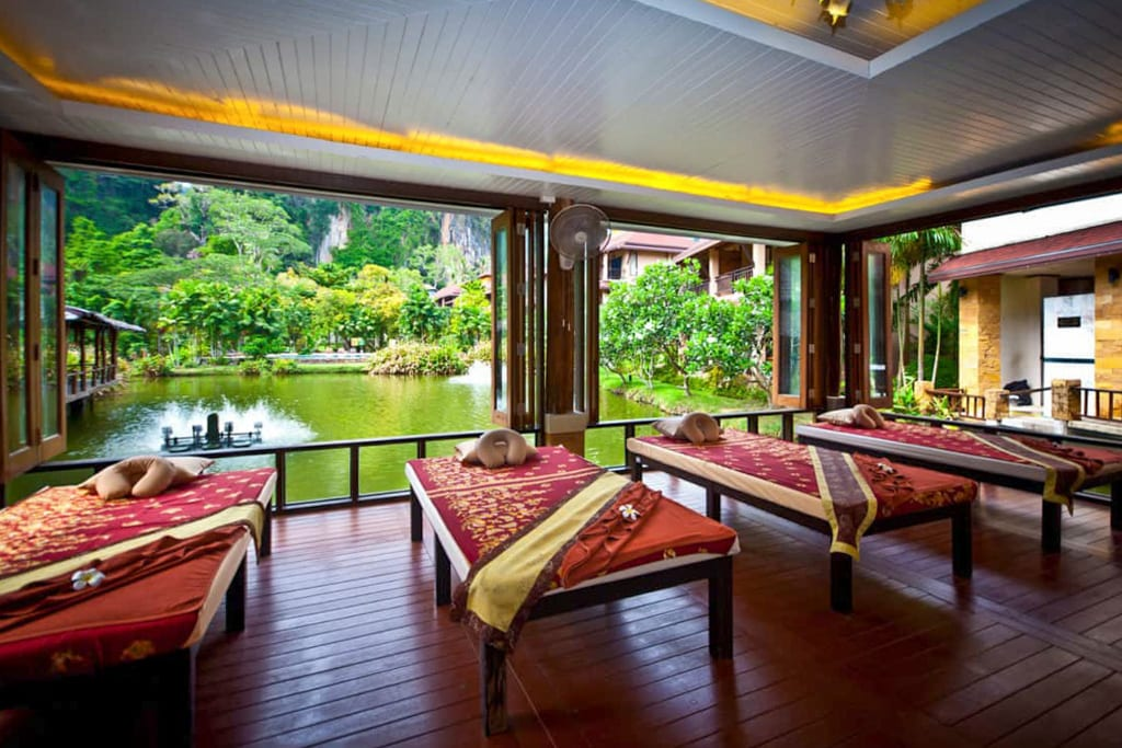 Spa in Railay