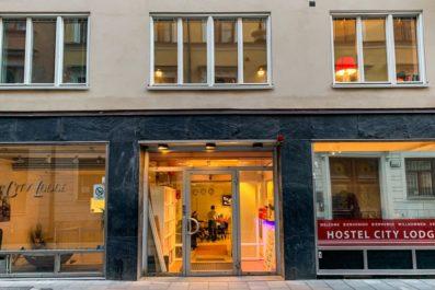 City Lodge Hostel, Stockholm