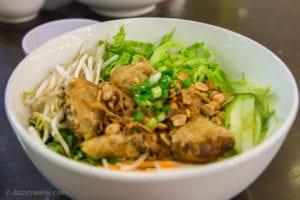 Local Food in Vietnam