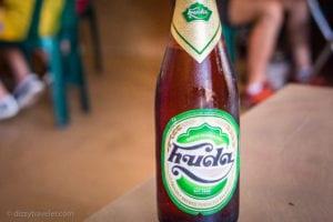 Huda Beer in Vietnam