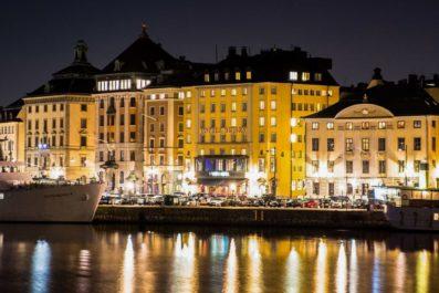 First Hotel Reisen, Stockholm